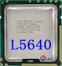 Processador Xeon Six Core L5640 12m 2.26ghz 5.86gt/s R710