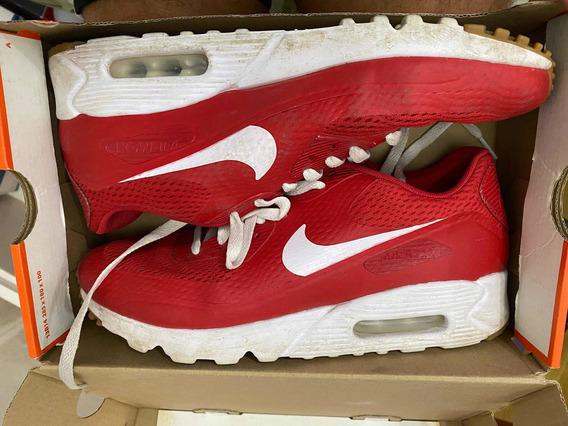 Zapatillas Nike Air Max Rojas Originales