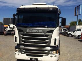 Scania R440 6x4 Automática