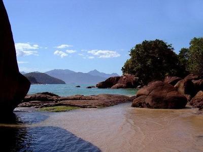 Ubatuba, Praia Do Felix - Lote Com Liberação Ambiental. - 1351