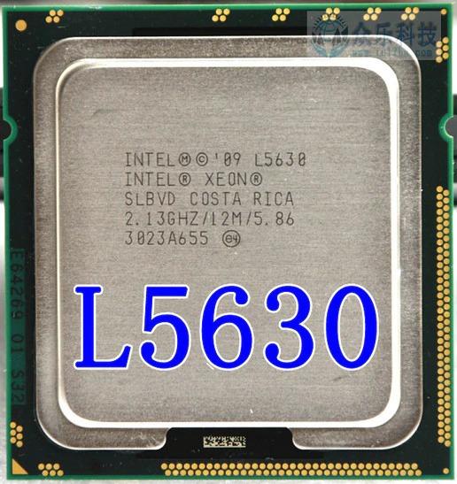 Par De Cpu Xeon L5630 - X58 Lga1366