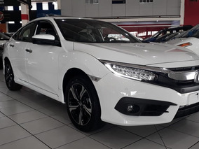 Honda Civic 1.5 Touring Turbo Aut. 4p 2018