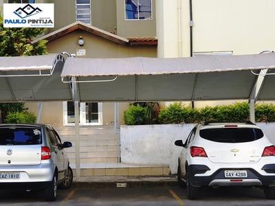 Apartamento No 1o Andar Do Ed Azaléia Em Itaici - Ap01552 - 33892577