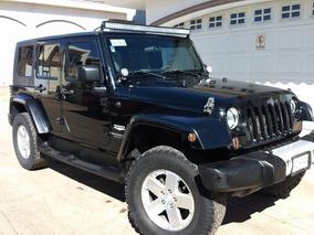 Jeep Wrangler Sahara 4x4 At 2008