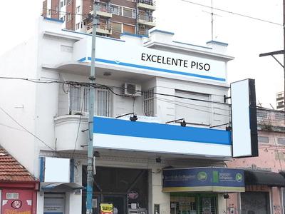 Excelente Piso De Oficinas O Comercio En Quilmes Centro