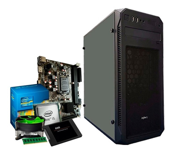 Pc Intel Core I5 3.4 Ghz, 16gb, Ssd 240gb, Hd 1tb + Nfe