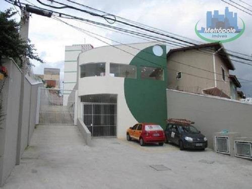 Apartamento Residencial À Venda, Chácara Do Vovô, Guarulhos. - Ap0729