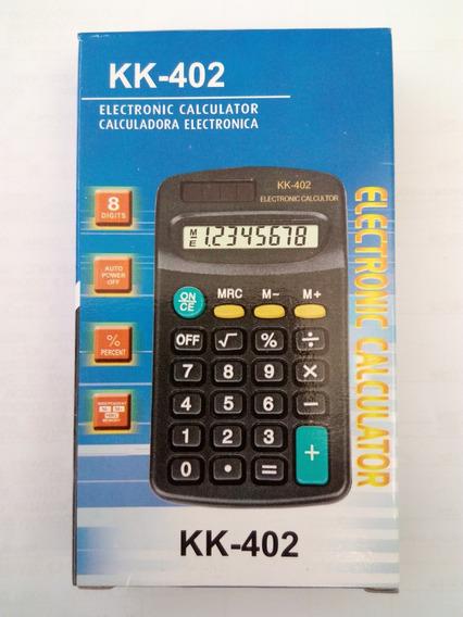 Calculadora Eletronica Kk 402 - 20 Unidades