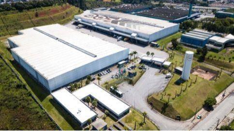 Imagem 1 de 7 de Galpão Modular Para Locação, Condomínio Fechado, Água Chata, Guarulhos. - Ga0733