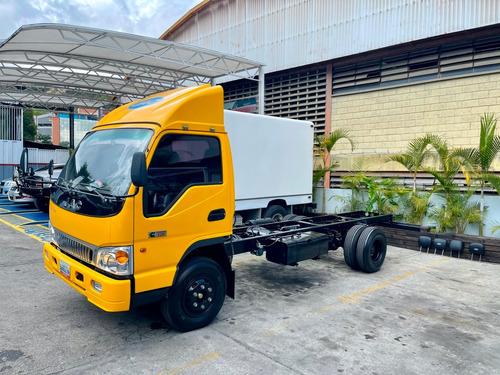 Camion Jac Hfc 1061 Chasis Largo