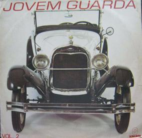 Jovem Guarda Lp Vol 2 - Vips Esperança Antonio Marcos - 1982