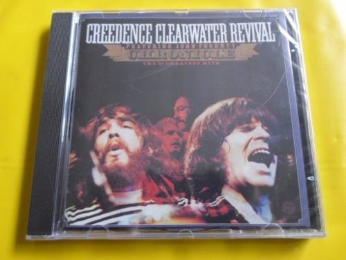 Cd Creedence - Cleawater Revival Chronicle (lacrado)