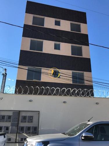 Apartamento Com 2 Quartos Para Comprar No Candelária Em Belo Horizonte/mg - Rim250