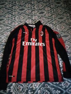 Camisa Milan Puma