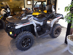 Cuatriciclo Can Am Max Xt 1000 2016 - Atv Latitud Sur