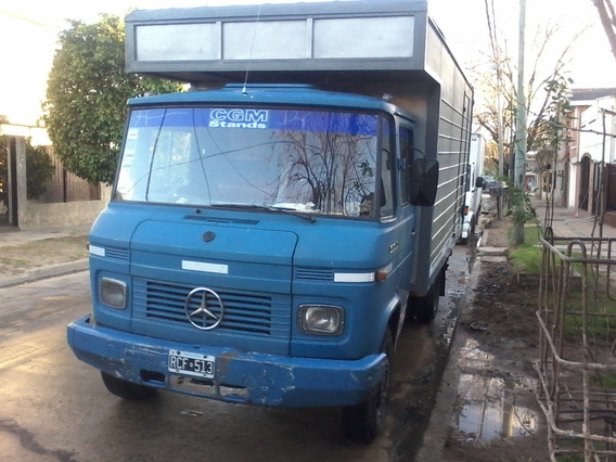 Mercedes Benz L 608 D
