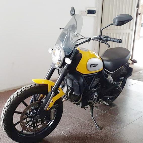 Ducati Scrambler Icon 2016 - 800cc - Excelente