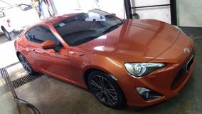 Toyota Coupe 86 Gt 6mt (200cv) 2014 Naranja Unico Dueño