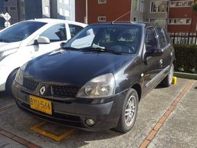 Renault Clio 1,4 Lts Mt Dynamique