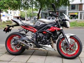 Triumph Street Triple 675cc 2015