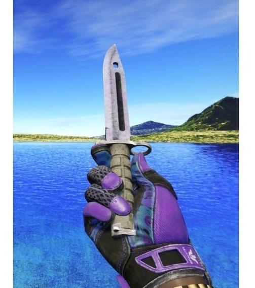 Baioneta (¿) | Aço Azul