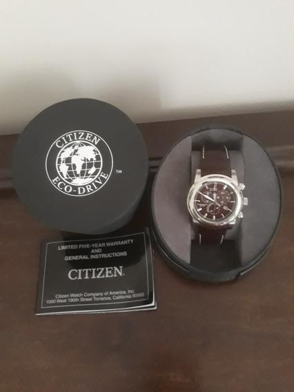Relógio Citizen Eco- Drive Novíssimo