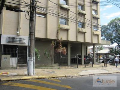 Sala À Venda, 82 M² Por R$ 408.000 - Cambuí - Campinas/sp - Sa0489