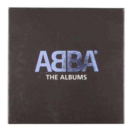 Cd : Abba - Albums [box Set] [9 Discs] (boxed Set)