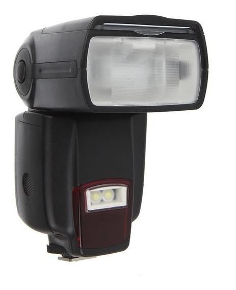 Wansen Ws -560 Universal Flash Speedlite Flash Para Nikon