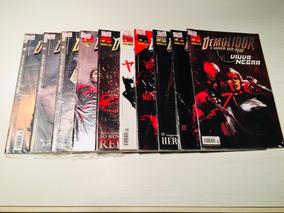 Demolidor 10, 11, 12, 13, 14, 15, 18, 25, 27 E 30 - Marvel