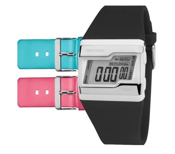 Relógio Mormaii Troca Pulseira Colorido Fz/t8j