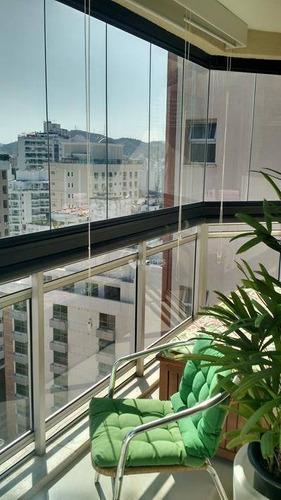 Cobertura Com 3 Dormitórios À Venda, 140 M² Por R$ 1.890.000,00 - Icaraí - Niterói/rj - Co2750