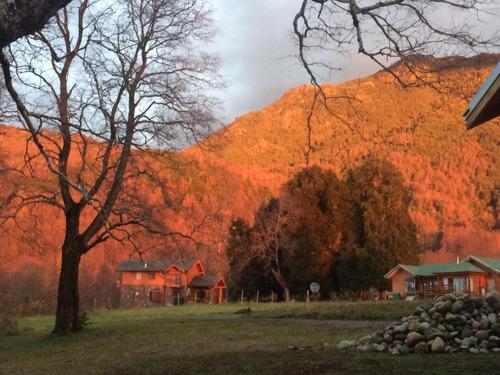 Imagen 1 de 21 de Excelente Casa Y Cabaña En Parcela, Pucon