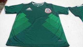 Remate!!! Jersey México 2019 Nacional