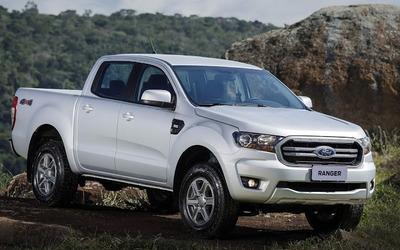 Ford Ranger Xls 2.2 Diesel 4x4 Aut 20/20 0km Ipva 2020 Pago