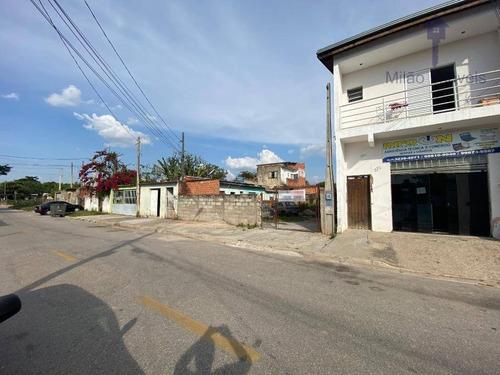Terreno À Venda, 250 M², Parque Vitória Régia Em Sorocaba/sp - Te0266