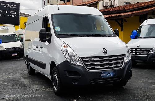 * Renault Master L2h2 2022 0km *