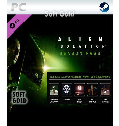 Alien: Isolation - Season Pass | Pc | Steam | Original