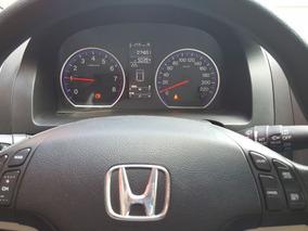 Honda Cr-v Ex 4x4 Full - Cuero - Pocos Kms.