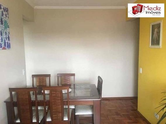 Apartamento À Venda Na Ayrosa Na Rua Araponga 274