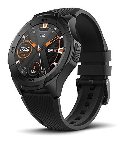 Ticwatch S2 Negro - Nuevo Y Sellado