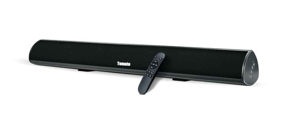 Sound Bar 2.0 Bluetooth/usb/aux Tomate Mts-2016 Plus