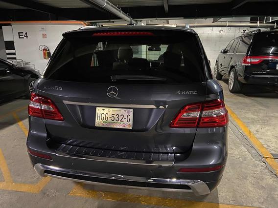Mercedes-benz Clase M Ml 400 Amg