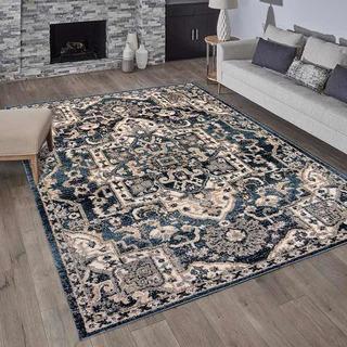 Alfombra Siena Rugs Sempre Blue 160x213cm