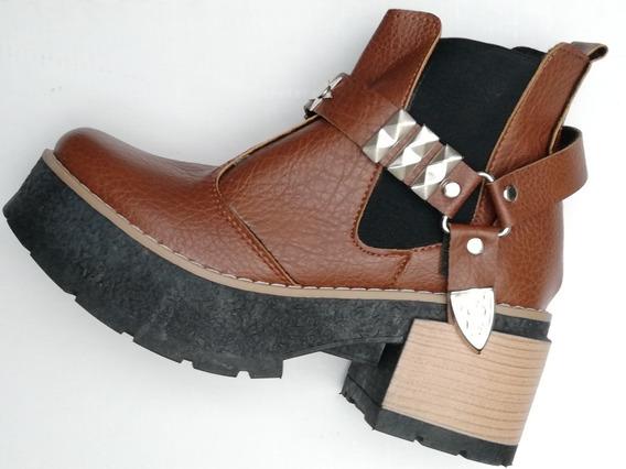 Botas Zapatos/plataforma/mujer/moda/fiorcalzados