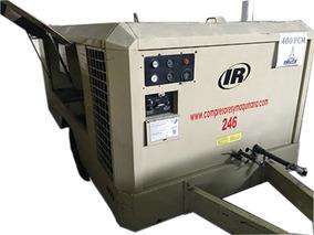 Compresor Neumático De Aire Ingersoll Rand De 375 Pcm