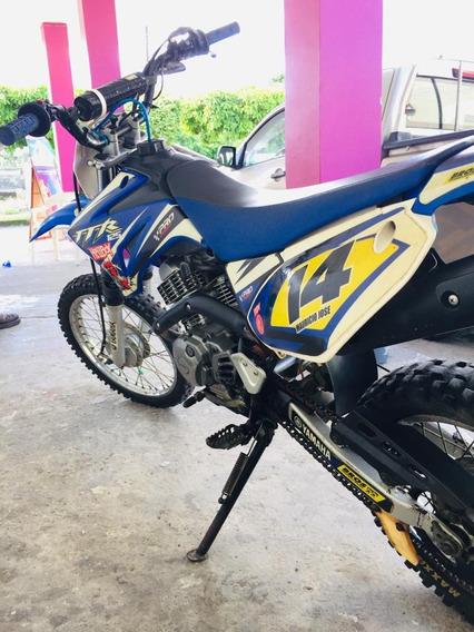 Yamaha Ttr 125 Moto Como Nueva / Todo Al Día