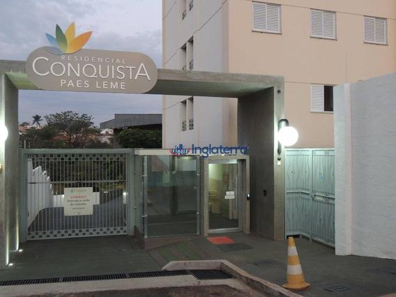Apartamento, 67 M² - Venda Por R$ 350.000,00 Ou Aluguel Por R$ 1.350,00/ano - Vila Brasil - Londrina/pr - Ap1132