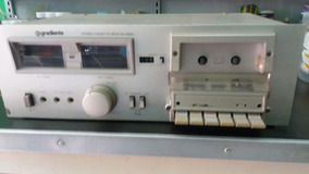 Tape Deck Gradiente