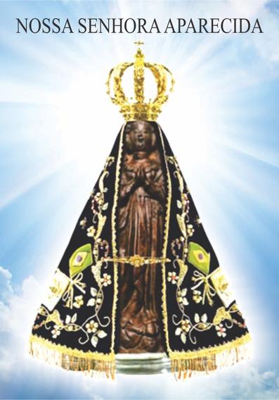1000 Santinhos Para Oração Da Nossa Senhora Aparecida